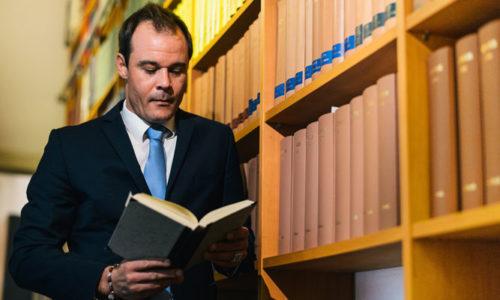 Dozent Daniel Lehnert