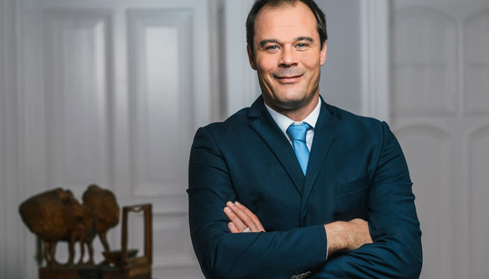Strafverteidiger Daniel Lehnert